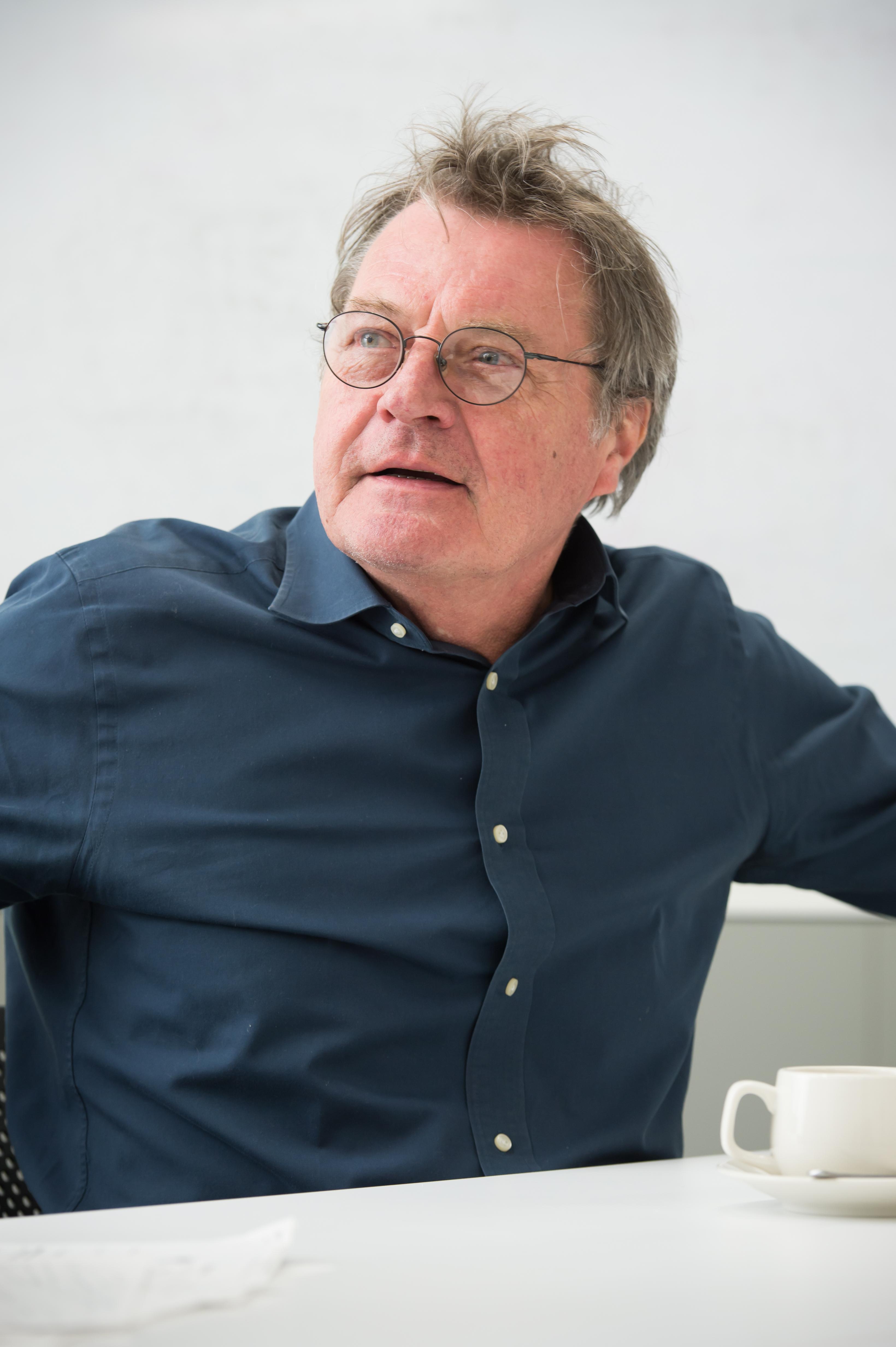James K Gimzewski