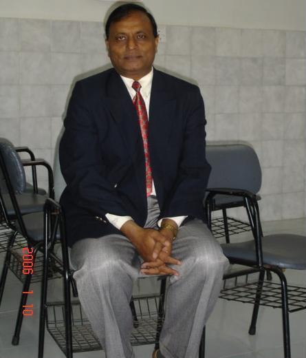 Mahesh Chandra Mathur