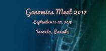 Genomics Meet 2017