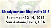 Biopolymers and Bioplastics Conferences