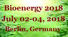 Bioenergy Conference 2018