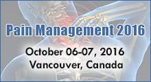 Pain Management Conference