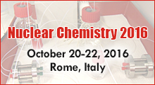 Nuclear Chemistry Conference