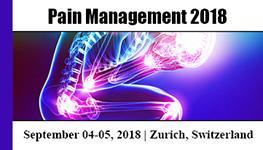 Pain Management 2018