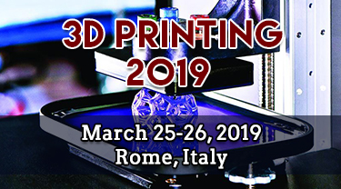 3D Printing 2019