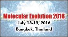 Molecular Evolution 2016 Conferences