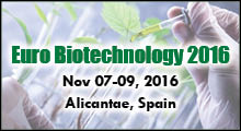 Euro Biotechnology 2016 Conferences