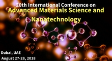 Advanced Materials Science and Nanotechnology 2018