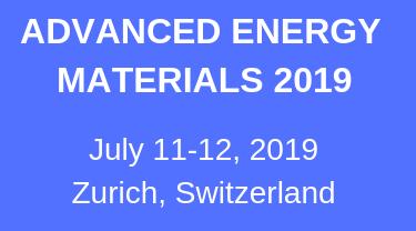 Advanced Energy Materials 2019