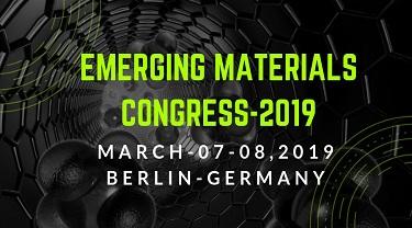 Emerging materials Congress 2019