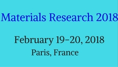 Materials Research Congress 2018