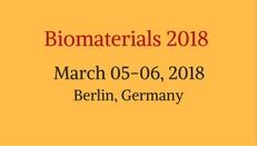 Biomaterials Conferences 2018