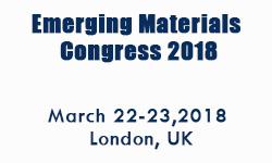 Emerging Materials Congress 2018