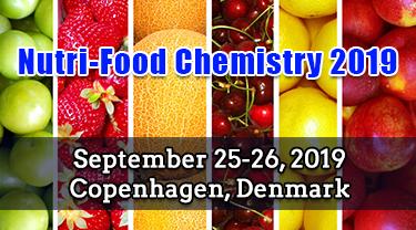 Nutri-Food Chemistry 2019