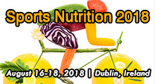 Sports Nutrition 2018