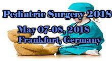 Pediatric Surgery 2018