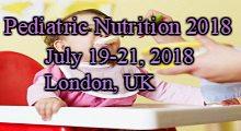 Pediatric Nutrition 2018