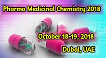 Pharma Medicinal Chemistry 2018