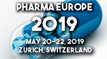 Pharma Europe 2019