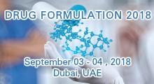 Drug Formulation 2018
