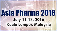 Asia Pharma 2016