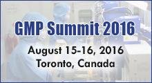 GMP Summit 2016