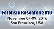 Forensic Research 2016
