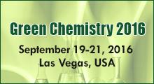 Green Chemistry 2016