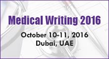 Medical Writing 2016