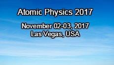 Atomic Physics 2017