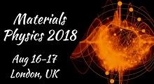 Materials Physics 2018