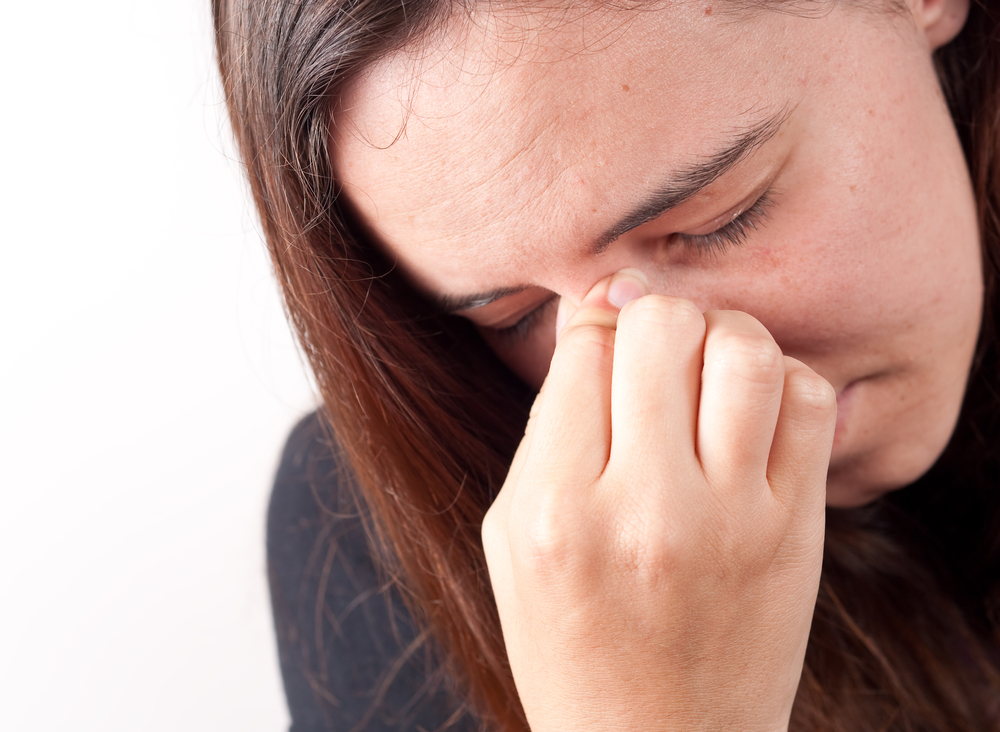 Синусит при беременным