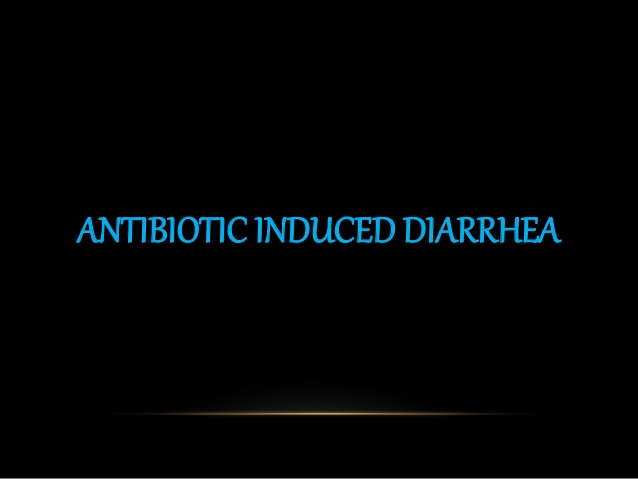 Antibiotic-Associated Diarrhea