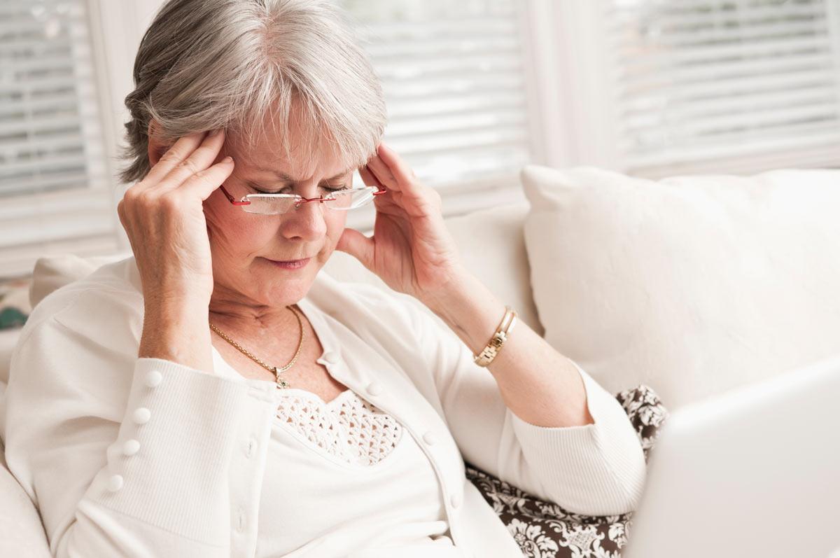 Chronic daily headaches