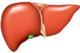 Enlarged liver