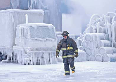 Extreme Cold (Hypothermia)