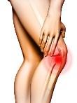 Knee bursitis