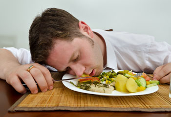 Sleep-related eating disorder