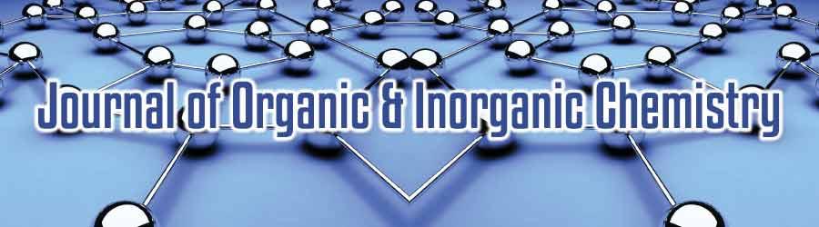 Journal of Organic & Inorganic Chemistry