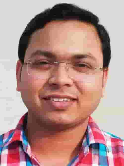 Anand Prakash Maurya