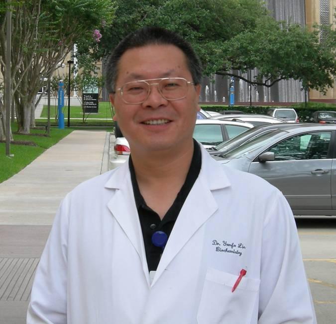 Dr.Yunfu Lin