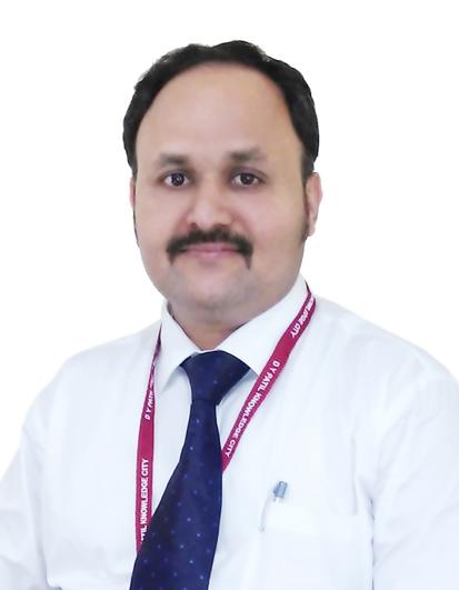 Dr Prashant P Chaudhari
