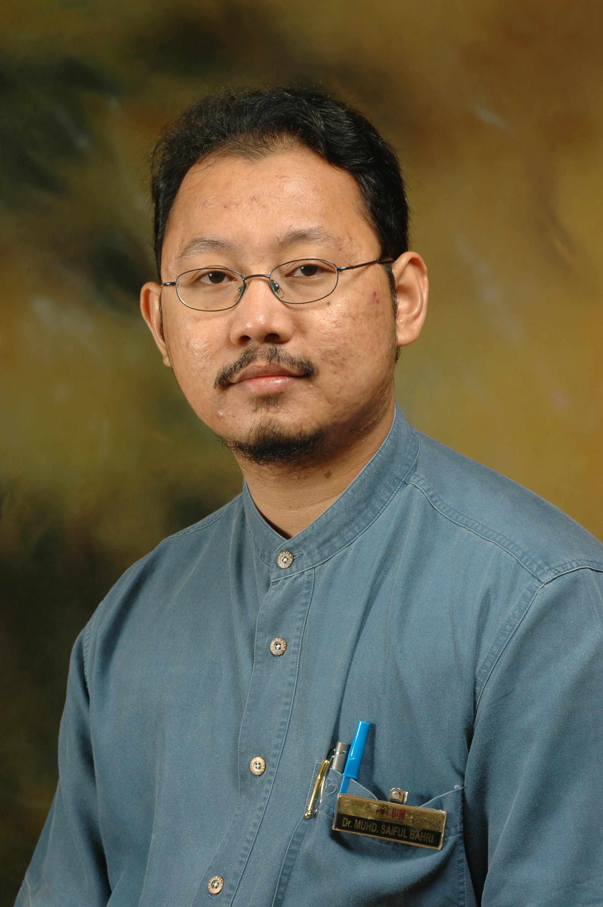 Muhamad Saiful Bahri Yusoff