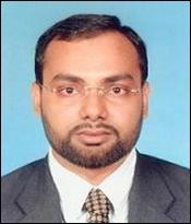A H M Saifullah Sadi