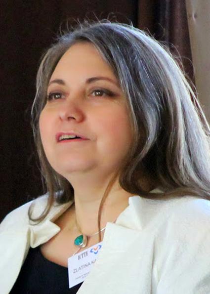 Zlatina Kazlacheva