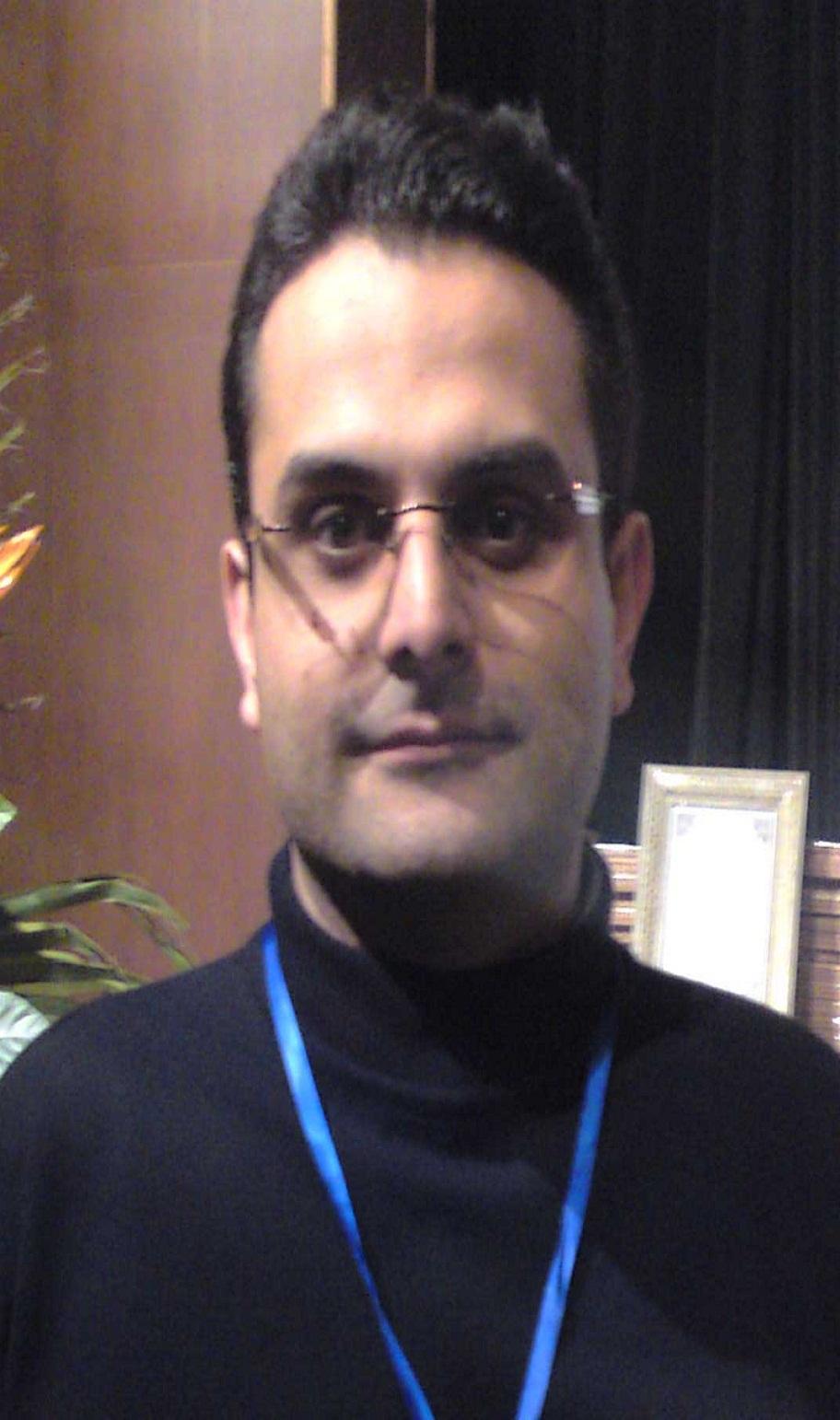 Arash Zibaee
