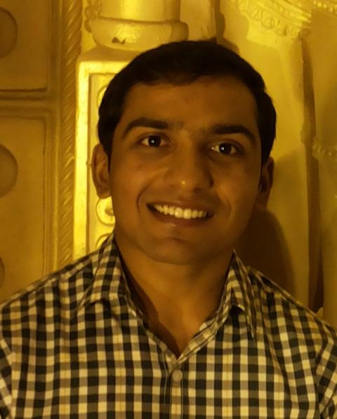 Mayuresh Jagannath Baheti