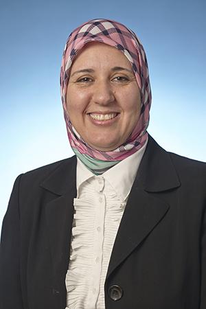 Abeer M Al-Ghananeem