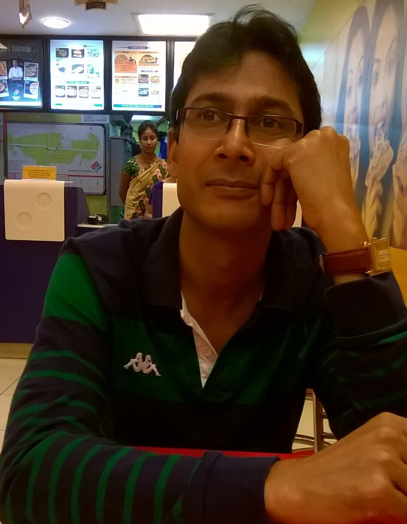 Shyamanta Das