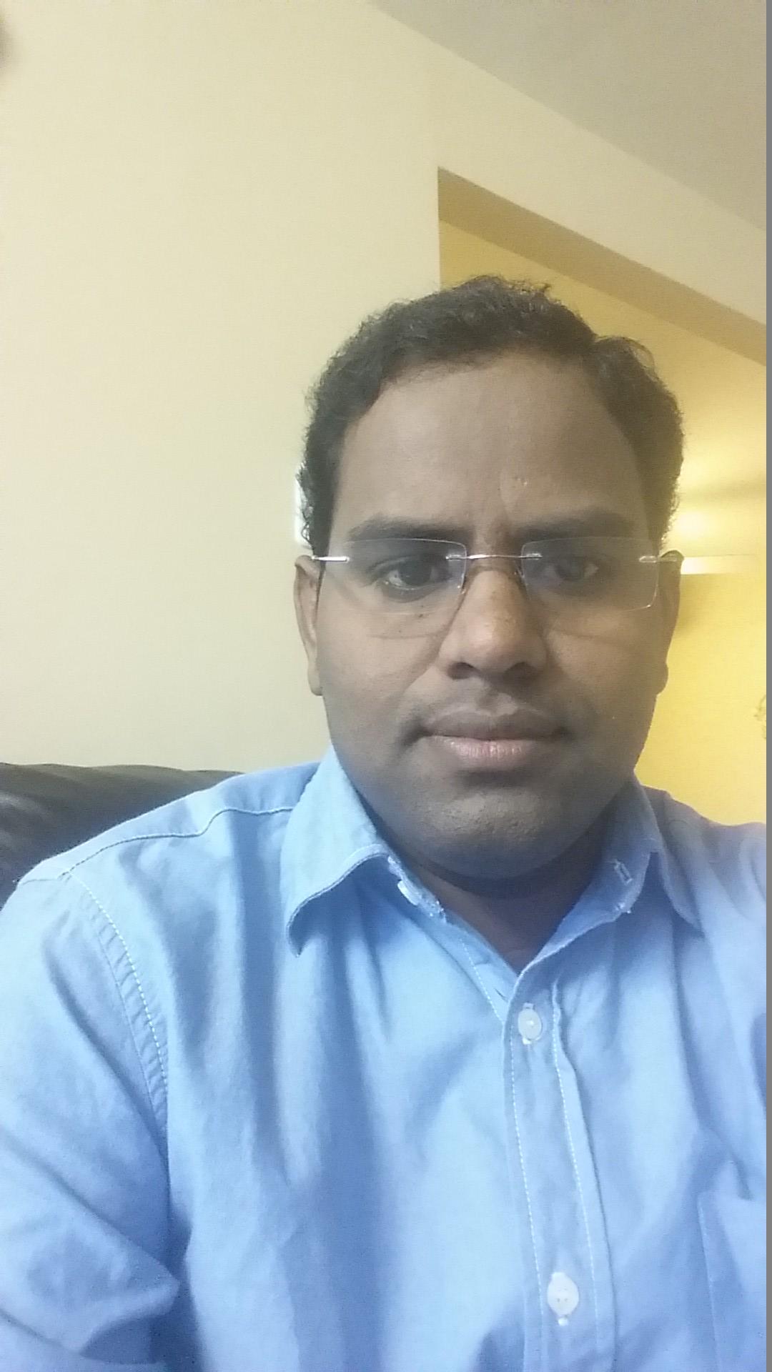 Dr. Ramesh Marupaka
